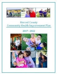Community Health Improvement Plan report cover