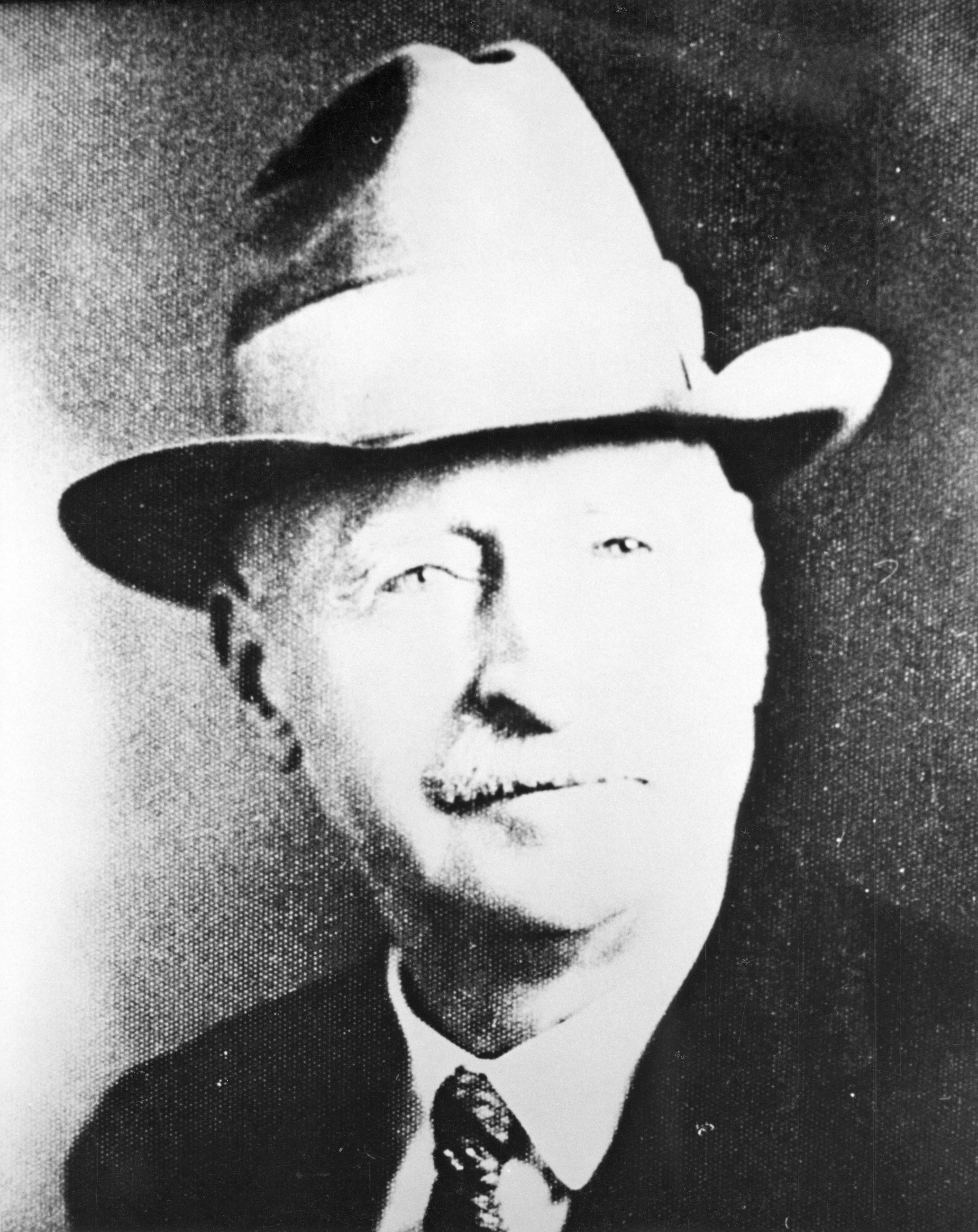 13. Sheriff Thomas Mack 1914-25