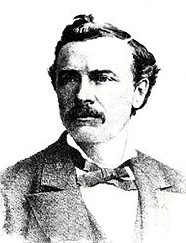 6. Sheriff Anthony Meany 1873-1883 2